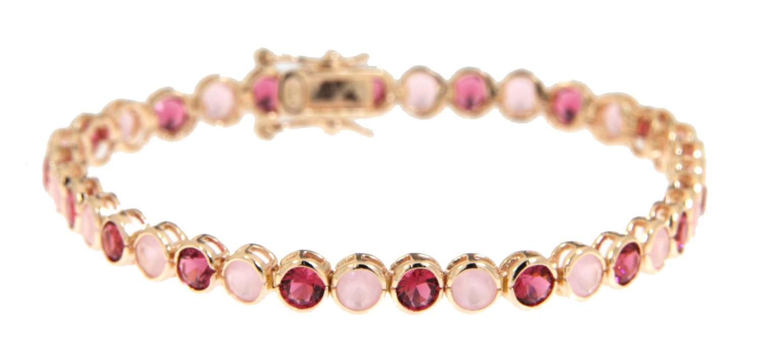 rose Armband Olivia rosa pink