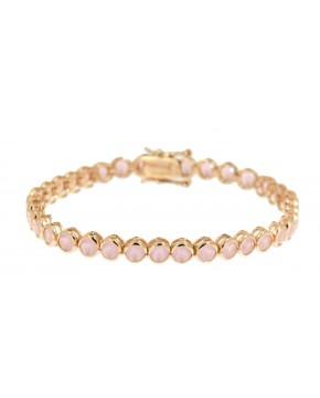rose Armband  rosa Olivia