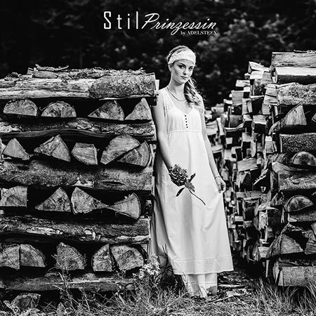 StilPrinzessin Titelbild in schwarz-weiß